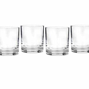 Marquis By Waterford Entertaining Collection Vintage 9 Ounce Old Fashioned Glasses, Set Of 8