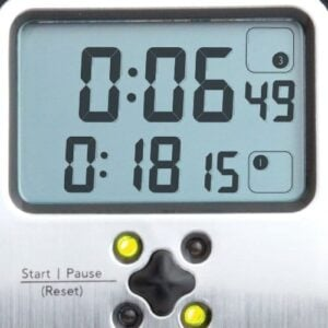 Chef's Quad Timer Professional (Brushed Stainless)