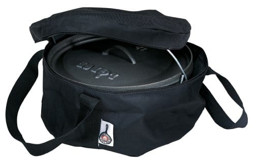 Lodge A1 12 Camp Dutch Oven Tote Bag, 12 Inch