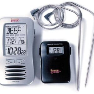 Maverick ET 7 Remote Check Wireless Thermometer With 2 Probes