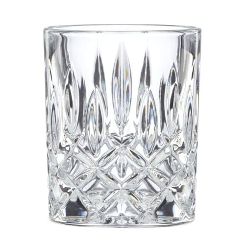 Gorham Lady Anne 9 Ounce Crystal Double Old Fashioned Glass