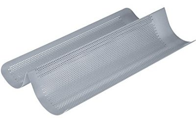 Perforated French Bread Pan
