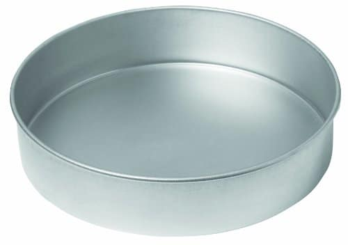 Chicago Metallic Commercial II Traditional Uncoated 9 Inch Round Cake Pan