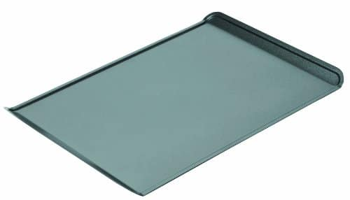 Chicago Metallic Non Stick Small Cookie Sheet, (12 X 8.75 Baking Surface) , 13 1/2 By 9.3 Inch