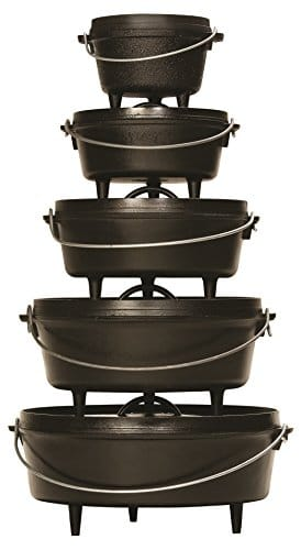 Lodge 3TP2 Camp Dutch Oven Tripod, 43.5 Inch