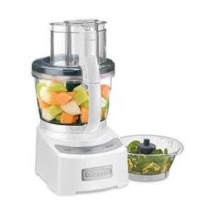 Cuisinart FP 12N Elite Collection Food Processor, White