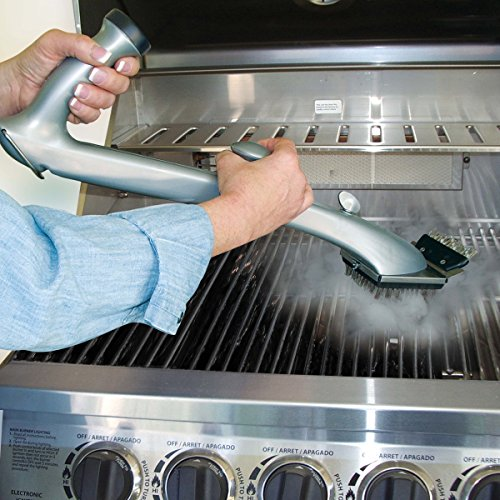 Grill Daddy Pro Grill Brush – Cleans BBQ Grills Easily