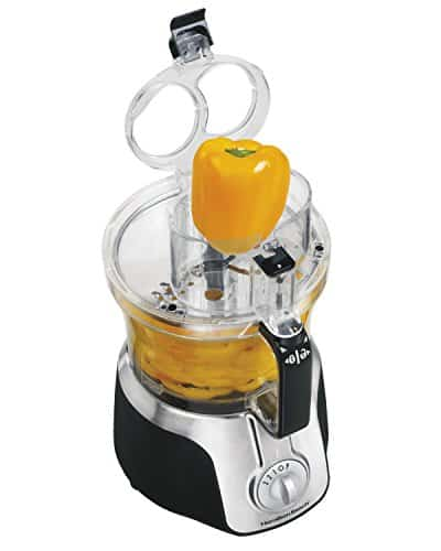 Hamilton Beach 14 Cup Food Processor Big Mouth