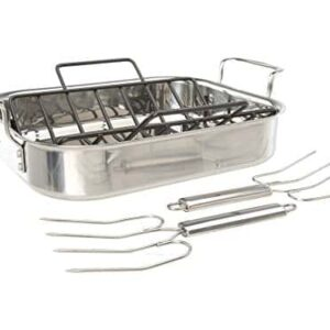 Calphalon Tri Ply Stainless Steel Cookware Set