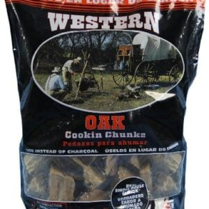 WESTERN 78057 Oak Cooking Wood Chunks