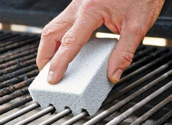 Magic Stone Grill Cleaner – 2 Pack