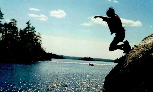 Walking the Green Path: Jumping off the Cliff