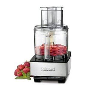 Cuisinart DFP 14BCNY 14 Cup Food Processor, Brushed Stainless Steel