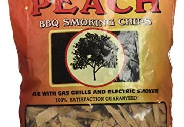 Western 28070 Peach Smoking Chips 2 Pound Bag