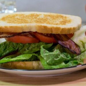 BLT Sandwich Recipe