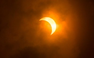 Chasing a Partly Cloudy Eclipse Across America