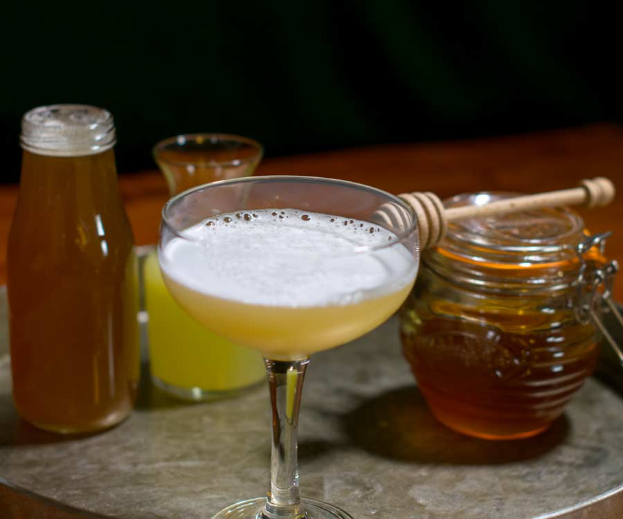 Honey Cocktails