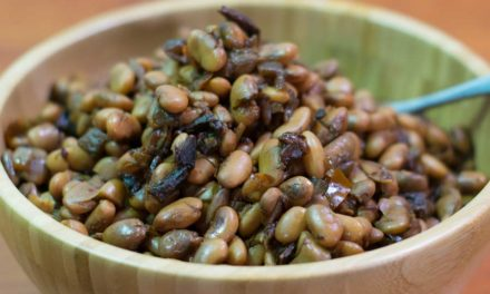 Pinto Beans with Chilies