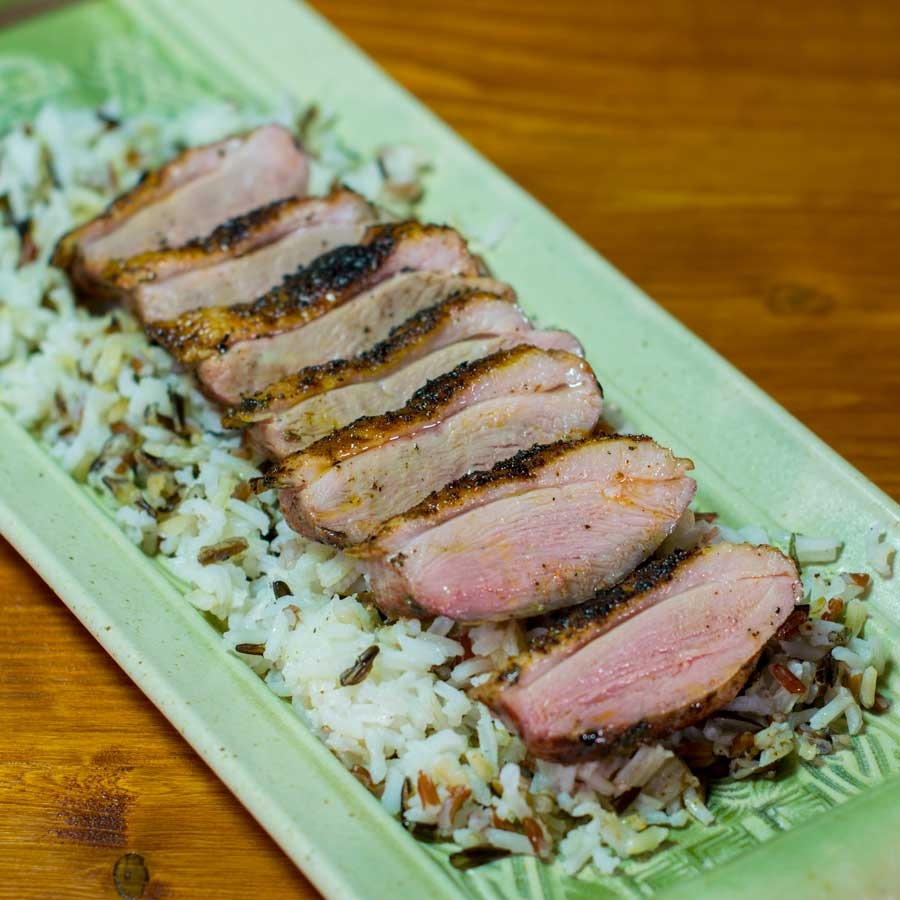 Smoked Duck Breast Recipe