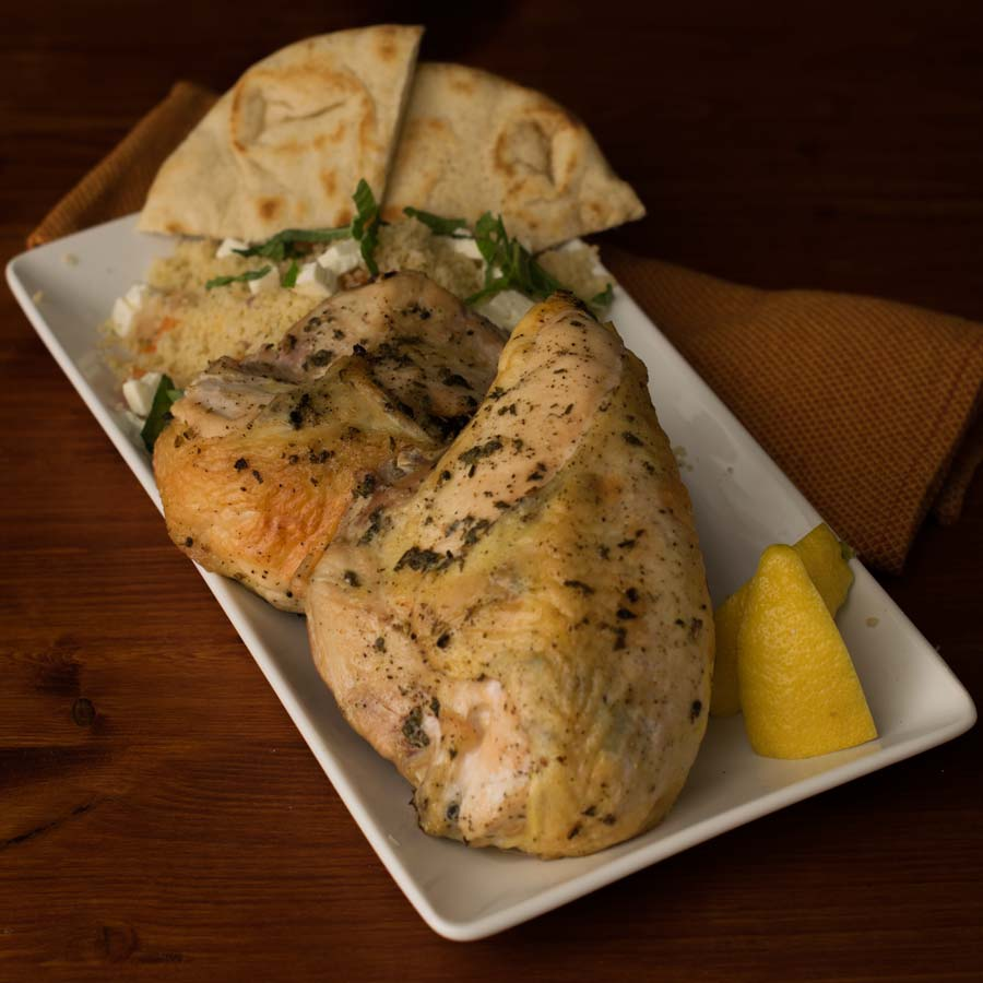 Greek Chicken Featured