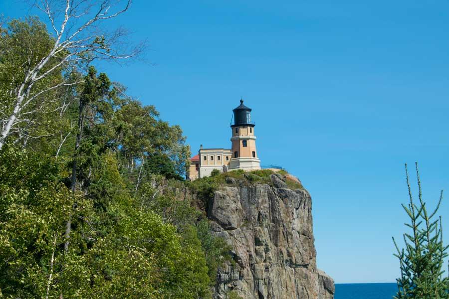Split Rock Lighthouse Summer