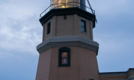 How to See Split Rock Lighthouse Shine Across Lake Superior