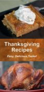 Thanksgivign Recipes Pinterest