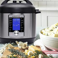 Instant Pot Ultra 6 Qt 10 In 1 Multi Use Programmable Pressure Cooker, Slow Cooker, Rice Cooker, Yogurt Maker, Cake Maker, Egg Cooker, Sauté, Steamer, Warmer, And Sterilizer