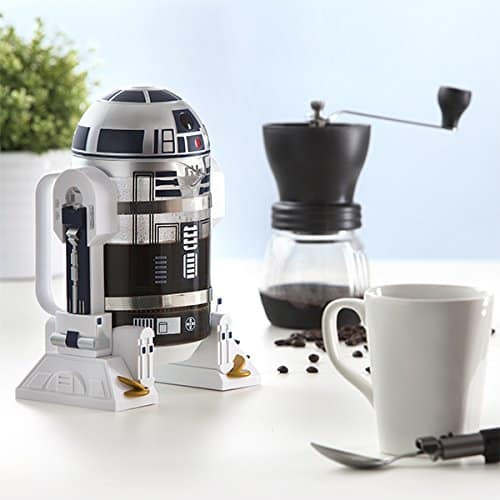 Star Wars R2 D2 Coffee Press