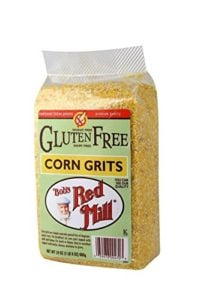 Bob's Red Mill Gluten Free Corn Grits / Polenta, 24 Ounce (Pack Of 4)