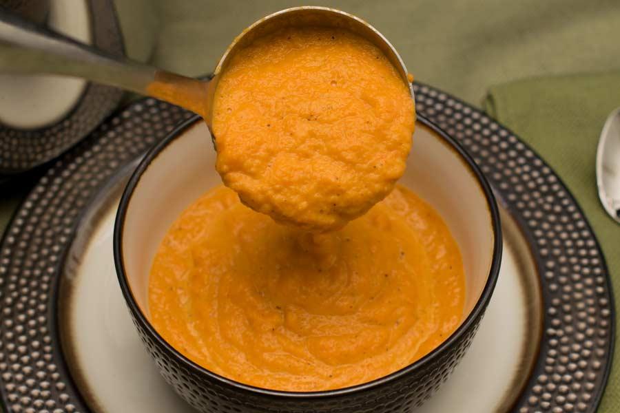 Carrot Soup Ladle