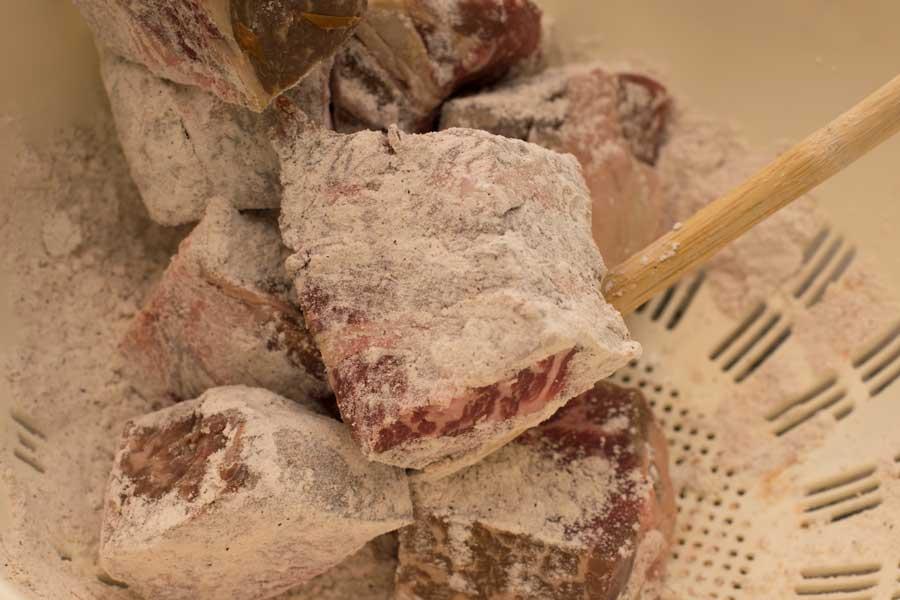 Floured Pot Roast