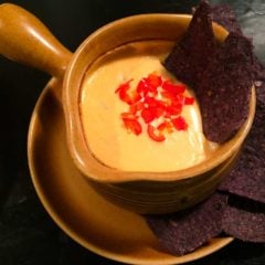 Queso Dip Recipe Featured