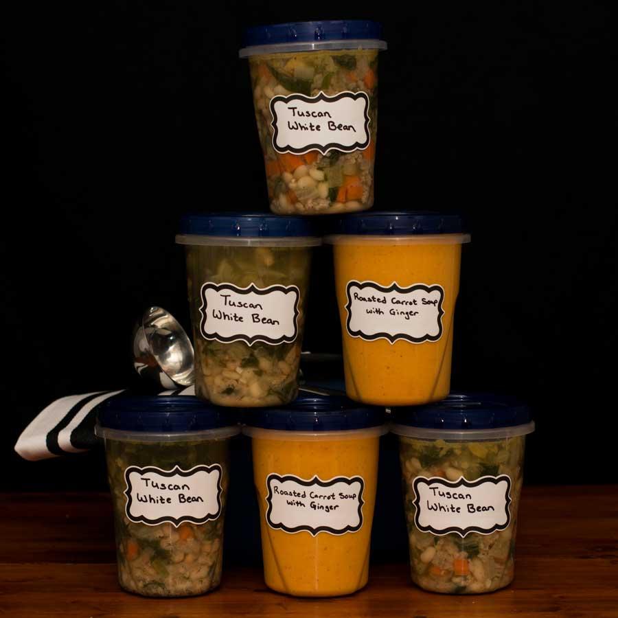 frozen soup recipes