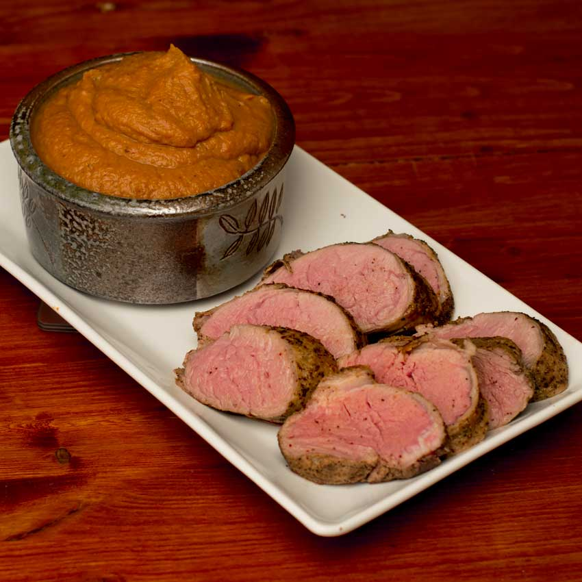 Sous Vide Pork Tenderloin Recipe