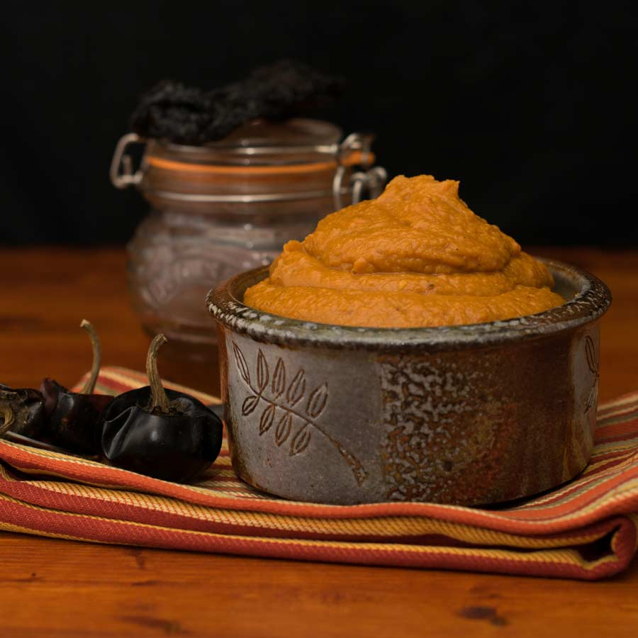 Sweet Potato Puree Recipe Featured