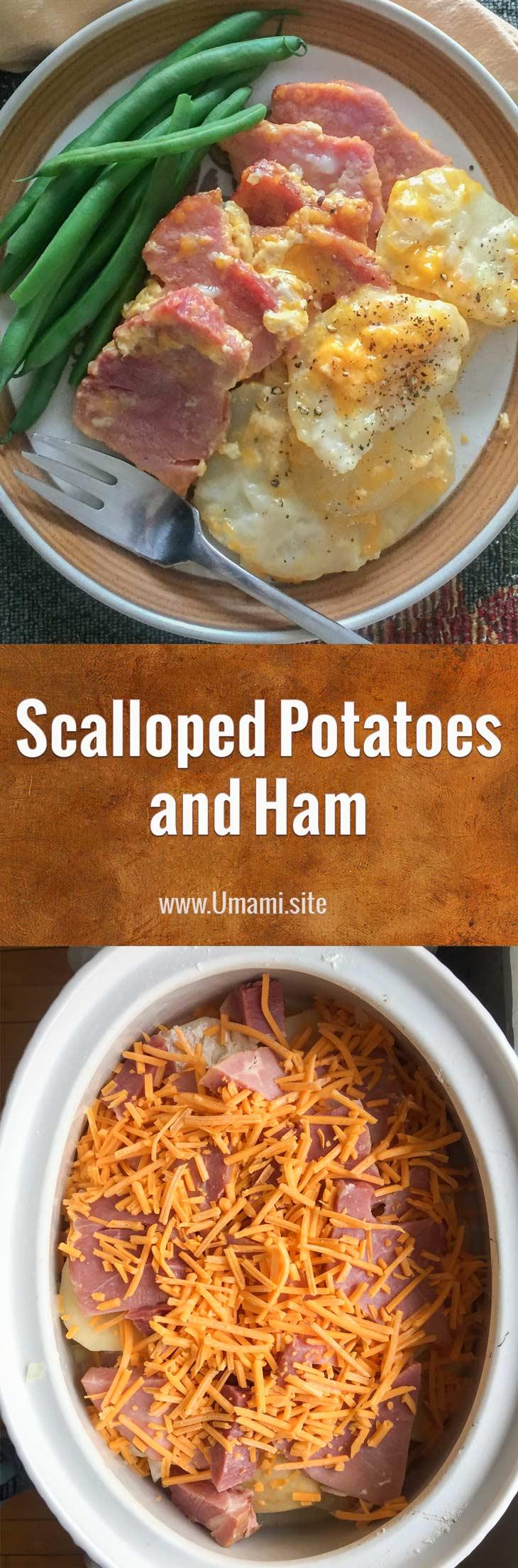 Scalloped Potatoe Recipe Pinterest