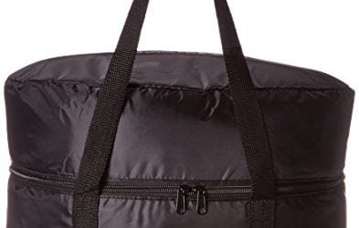 Crock-Pot Travel Bag for 4 – 7-Quart Slow Cookers, Black