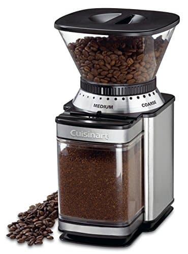 Cuisinart DBM 8AMZ Supreme Grind Automatic Burr Mill Stainless Steel 0 0