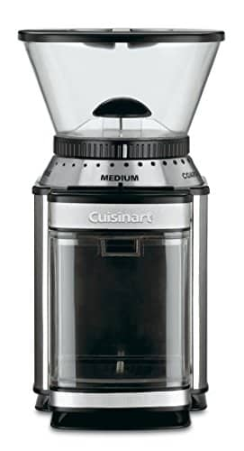 Cuisinart DBM 8AMZ Supreme Grind Automatic Burr Mill Stainless Steel 0