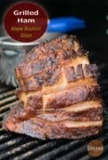 Grilled Ham Pinterest Circle