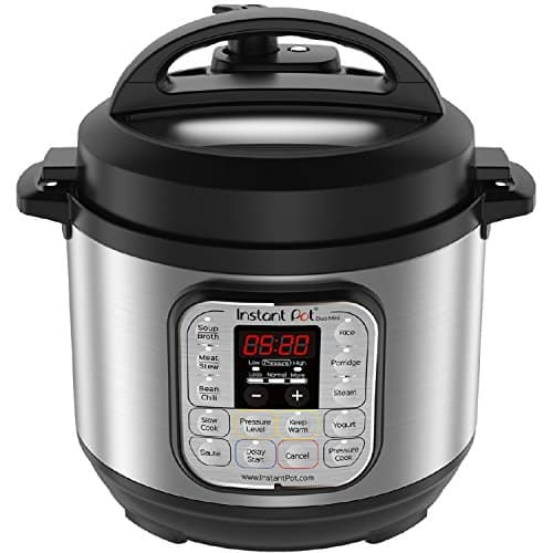 Instant Pot IP DUO60 7 In 1 Multi Functional Pressure Cooker 6Qt1000W 0