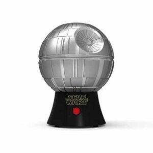 Star Wars Death Star Popcorn Maker Hot Air Style With Removable Bowl 0 0