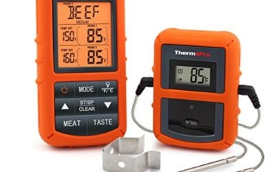 ThermoPro Wireless Digital Cooking Thermometer with Dual Probe