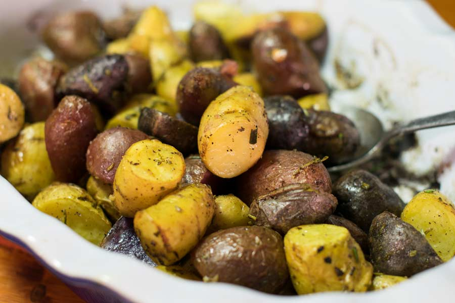 Rosemary Fingerling Potato Recipe