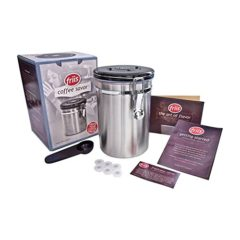 Friis Coffee Vault Stainless Steel 0
