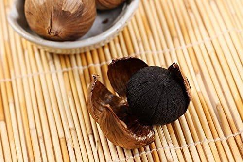RioRand YUHONGYUAN Organic WHOLE Black Garlic Aged For FULL 90 Days 5A FIRST CLASS PEELED SINGLE CLOVE BLACK GARLIC 0 1