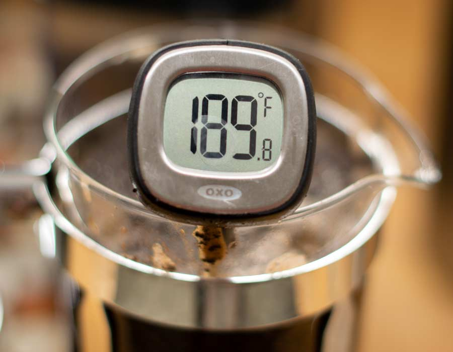 Coffee Temperature