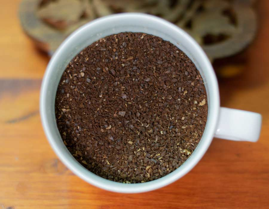 Course Coffee Grounds