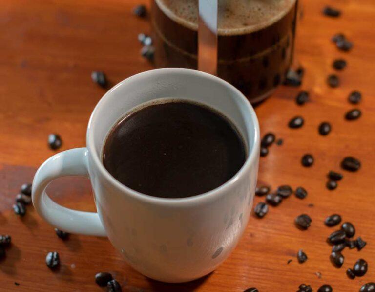 Fresh Made Coffee